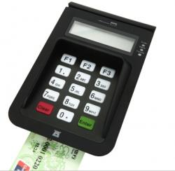 峰华E7带密码键盘输入IC卡读卡器