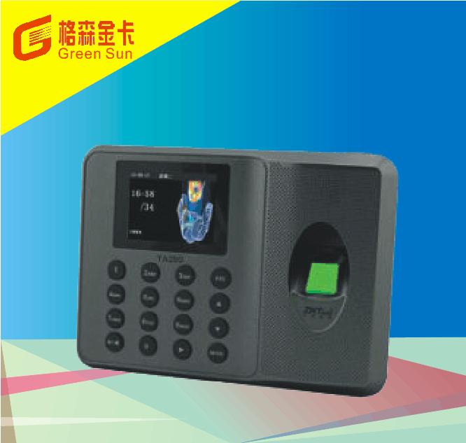 中控TA200指纹考勤机