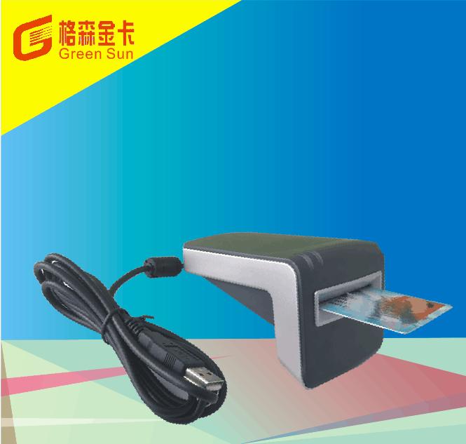 天津德卡T6-U-I德卡医保社保读卡器