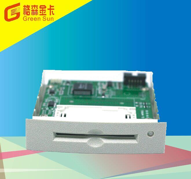 嵌入式PC机接触式读写器模块