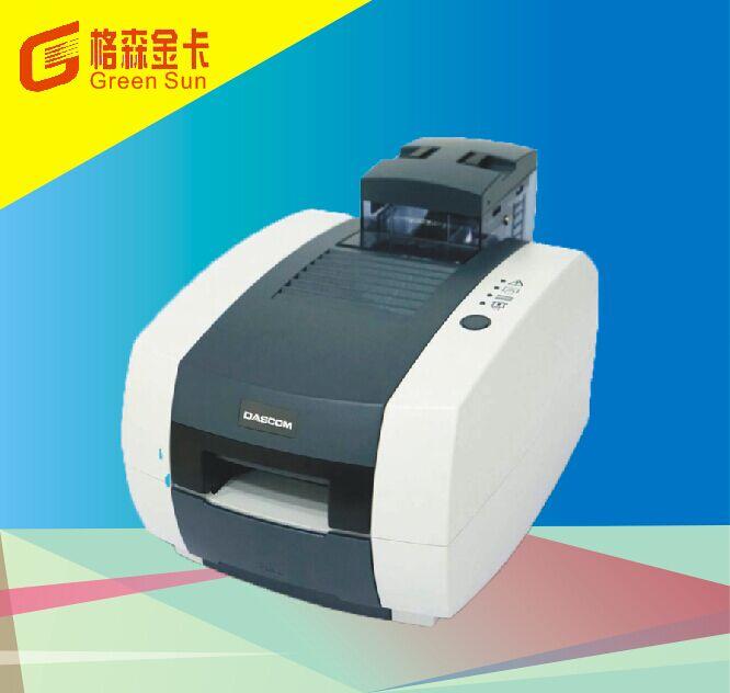 DC-1300直热式可擦写智能卡打印机