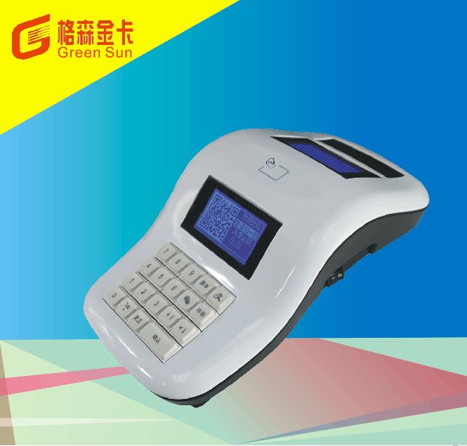 OFS9-1G 二维码收款机 - GPRS - 台式