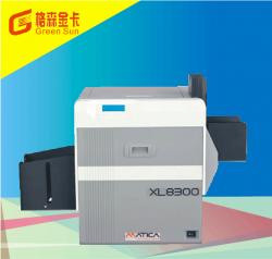 XL8300大卡证卡打印机