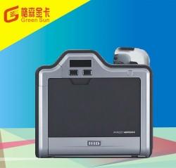 HDP5000证卡打印机