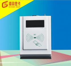 武汉RF非接触式IC卡读卡器带显示屏