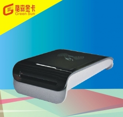 深圳S9双界面IC卡读写器(支持安卓系统的IC卡读写器)