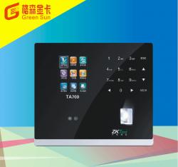 南京TA700人脸识别考勤机