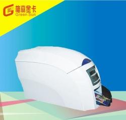 武汉P310e证卡打印机