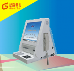 重庆台式双屏访客机QL-FK17-SP2