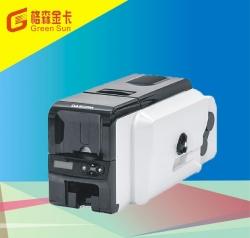 武汉DC-3300彩色直热智能卡打印机