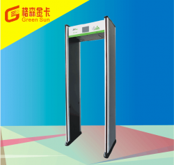 中控ZK-D3180S温控金属安检门